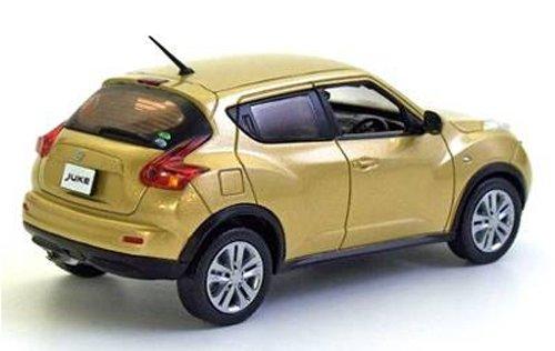 Kyosho Original 1 43 Nissan Juke Mellow Gold Amazon Co Uk Toys