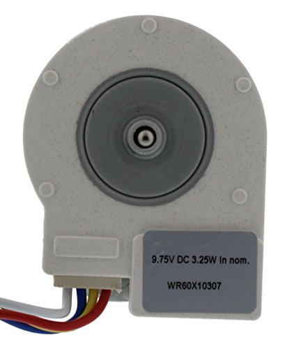 Directly Supply - Snap Supply WR60X10307 Evaporator Motor, Directly Replaces: Erwr60X10307 Ap4438809, 1550741, Ps2364950, Wr60X10224