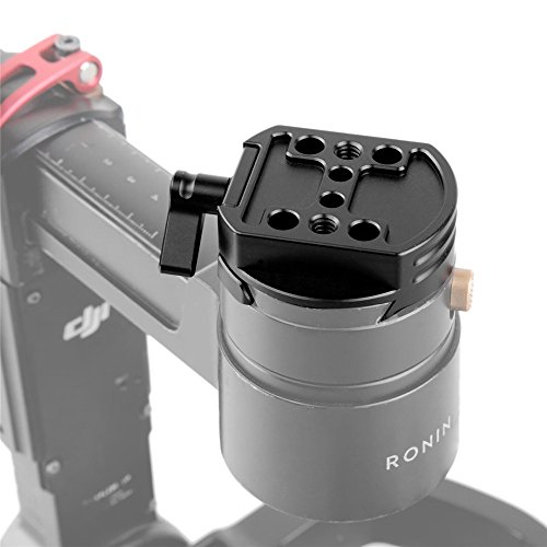 SmallRig Quick Release Adapter for DJI Ronin, Ronin-M and Ronin MX Gimbal Stabilizer Tripod Mount Video Stabilizer System - 1682
