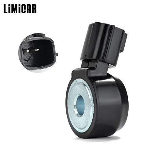 LIMICAR Knock Detonation Sensor 220602A000 Compatible w/ 1999-2002 Mercury Villager Nissan Quest 1999-2004 Nissan Frontier 2000 Nissan Pathfinder 2000-2004 Nissan Xterra 3.3L
