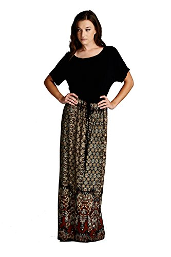 Buy belted maxi shirt dress - 8