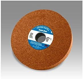 Non-Woven Finishing Disc 20000 RPM Aluminum Oxide 2 in Disc Dia 70 Units