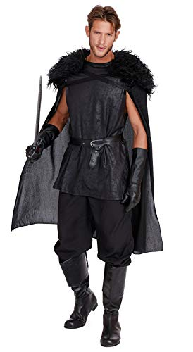 Game Of Thrones Halloween Costumes 2019 (Dreamgirl Men's King of Thrones, Multi,)