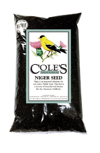 Cole's NI10 10 Pound Niger Seed