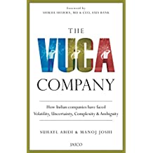 The VUCA Company (English Edition)