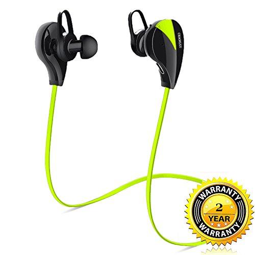 Wireless Anti-noise Technology Stereo Bluetooth Headset (Black) - 8