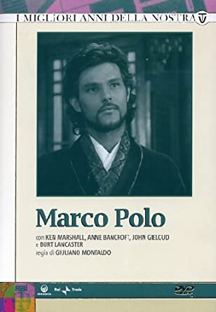 Marco Polo (4 Dvd) [Italian Edition] by ken marshall: Amazon.es ...