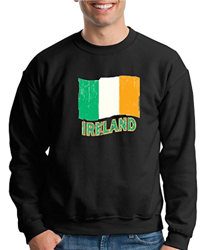 Irish Flag Sweatshirt - 2
