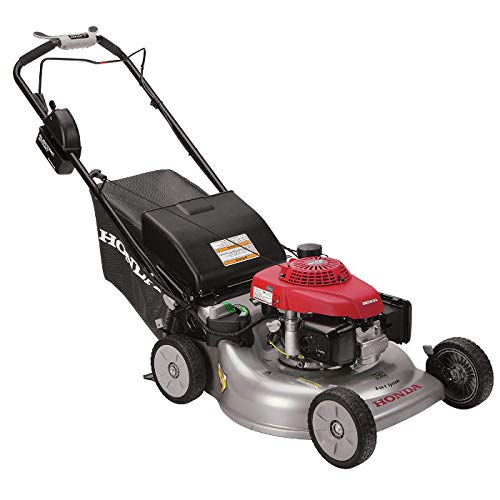 Honda 662970 160cc Gas 21 in. 3-in-1 Smart Drive Self-Propelled Lawn Mower w/Roto-Stop