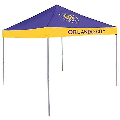 MLS Orlando City SC Economy Tent, One Size, Multicolor (Sports Sc Bottle Nfl)