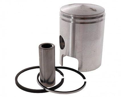 Zylinder Kit 50ccm 12mm Kolbenbolzen f/ür Piaggio Vespa Ciao