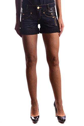 Cotone Donna Blu Mcbi242101o Shorts Pinko wtTgBqx0n