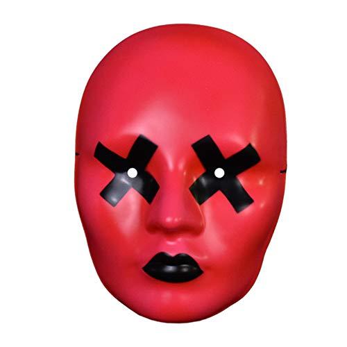 Largemouth Trick Or Treat Tragedy Girls McKayla Hooper Mask ()