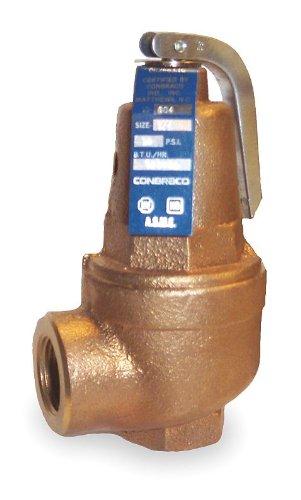 3//4In Safety Relief Valve Bronze 100 psi