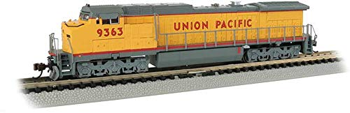 GE Dash 8-40CW Sound Value Equipped Locomotive - Union Pacific #9363 - N Scale