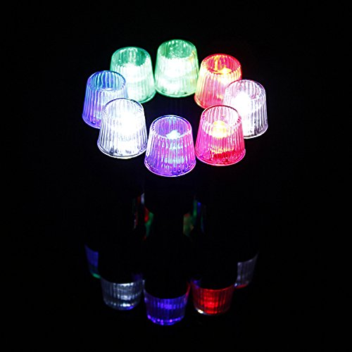 Tyre Tire Valve Stem Caps Neon Light Cover Bicycle Motorcycle LED by YaRich