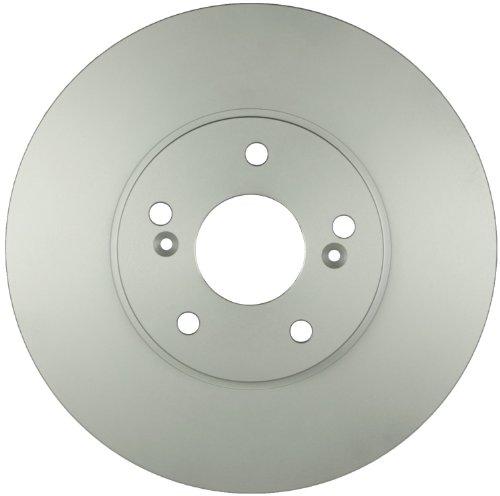 Bosch 26010733 QuietCast Premium Disc Brake Rotor, Front