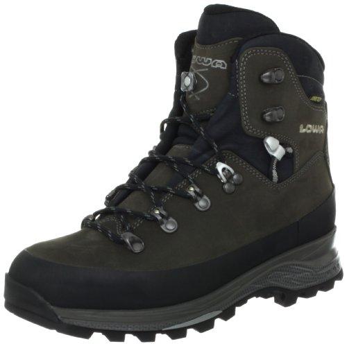 Lowa Women's Tibet GTX WS Hiking Boot,Dark Gray/Navy,9.5 M US - Lowa Womens Lady Gtx