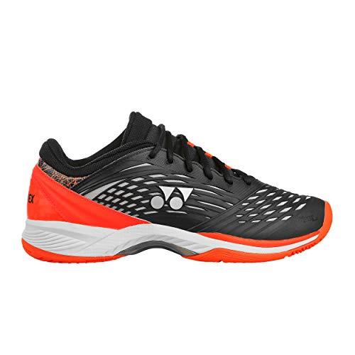 Clay Chaussure Fusion Noir Power Terre De Cushion 2 Hommes Battue Tennis Chaussures Rev Yonex 41 Orange xqvt1YwUn