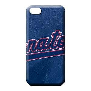 diy zhengiphone 5/5s Classic shell High-definition New Fashion Cases phone skins washington nationals mlb baseball