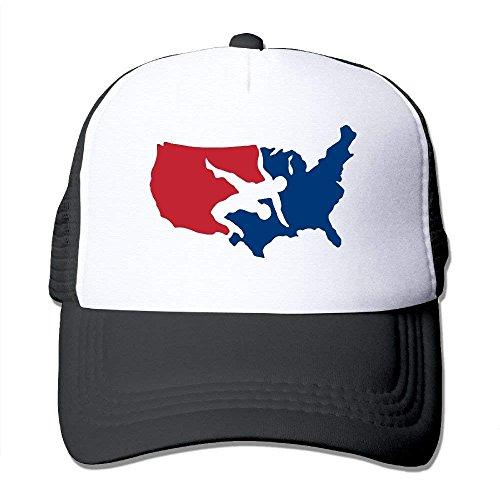 Gorras Hats béisbol USA Caps For Wrestling Workout longkouishilong Sports Baseball Teen Girls Fitted Sunmmer For Logo Cl Great TgqdxwH