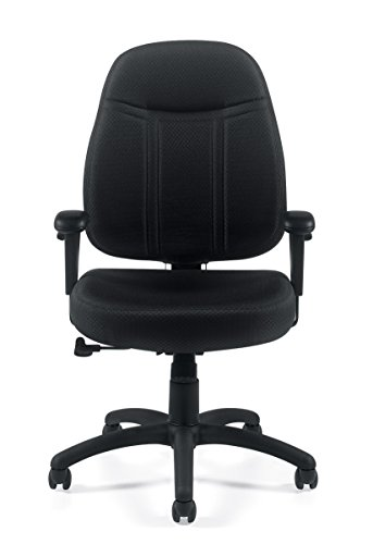 Offices to Go 11651 Tilter Chair with Arms ()