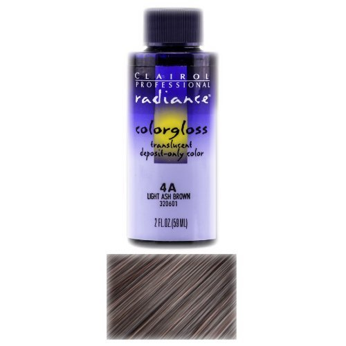 Radiance Colorgloss Semi Permanent Hair Color Clear Shine