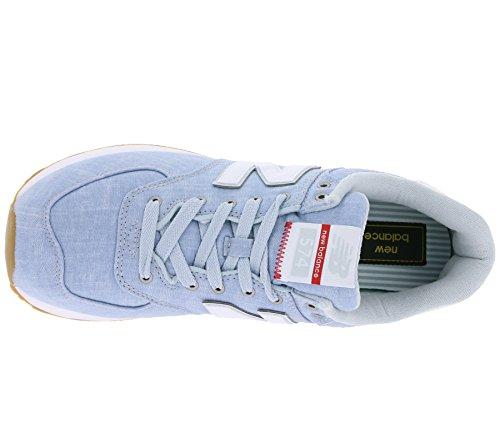 Ml574v2 De Sneaker Herren Porcelaine bleu Balance Lumi Blau Nouvelle PIdtqwq