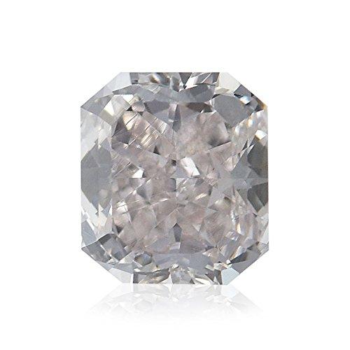 0.65 Ct Radiant Diamond - 2