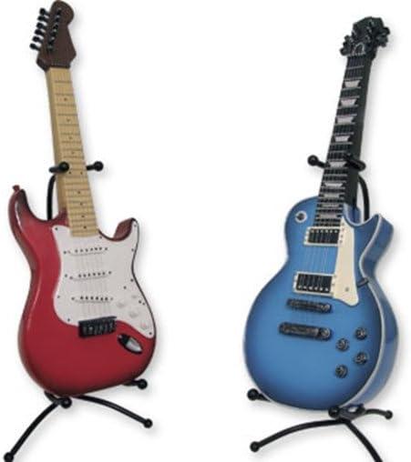 Dakota Hucha Resina Resistente Diseño Guitarra ELÉCTRICA. 36 cm ...