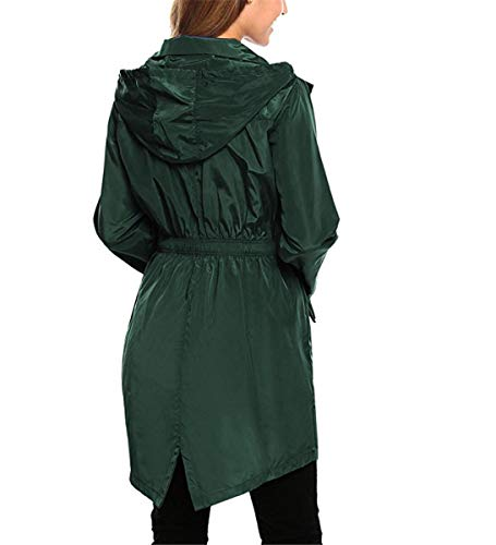 Giacca Giacca Haokty Donna Verde Giacca Militare Haokty Haokty Donna Militare Verde nw7P0CqxAn