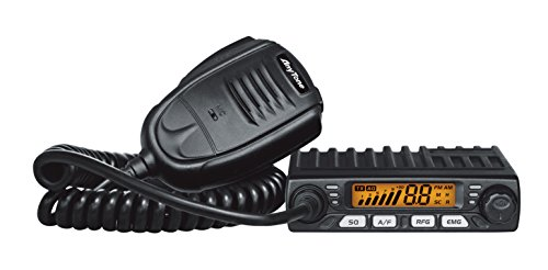 AnyTone-Smart-CB-Radio-with-FMAM-Mode-10-Meter-26565-2799125MHz-8-Watts