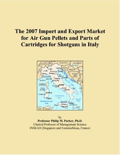 The 2007 Import and Export Market for Air Gun