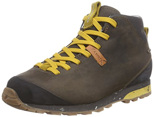 Bellamont Deporte FG Zapatillas Yellow Adulto Exterior 305 Multicolor AKU Brown Mid GTX de Unisex a56qxWwYd