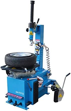 HPDAVV Tire Changer Wheel Clamping Style Tool Changers Machine Rim Clamp