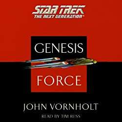 Star Trek, The Next Generation: The Genesis Force (Adapted)