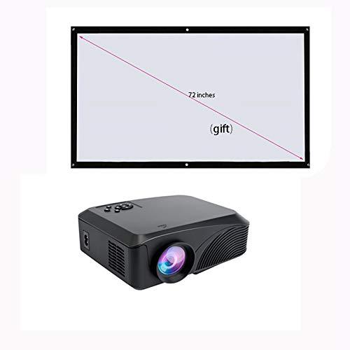 Link Co Proyector Inteligente Proyección de Video LCD Tecnología ...