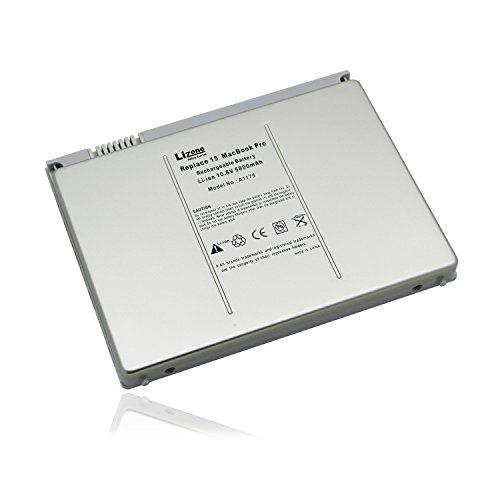 Lizone High Performance 5800mAh Laptop Battery for Apple ...
