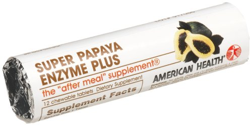 Super Papaya Enzyme Plus 12 Tablets Review