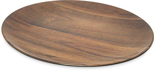 Epicure Acacia Grain Oval Platter 18