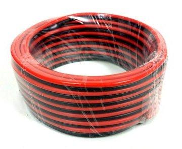Globaltone 00890 Retardant CCA Speaker Wire Cable 25ft (7.6M) Pro-Merit CA