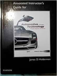 Automotive technology principles diagnosis and service 4th edition pdf