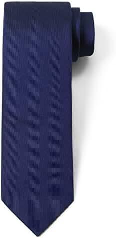Origin Ties Solid Color 100% Silk Men's Skinny Tie