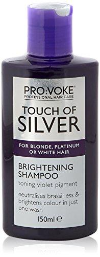 Touch Silver Brightening Shampoo 150Milliliter