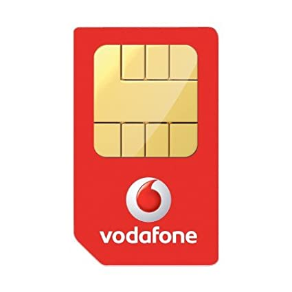 sim karte vodafone Vodafone PAYG Sim Card Triple Sim Pack(2 Sim Card Limit): Amazon