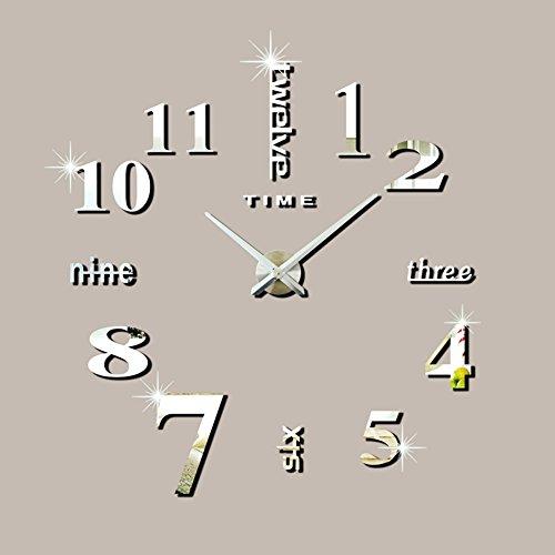 Outdoor Tile Clock - 3