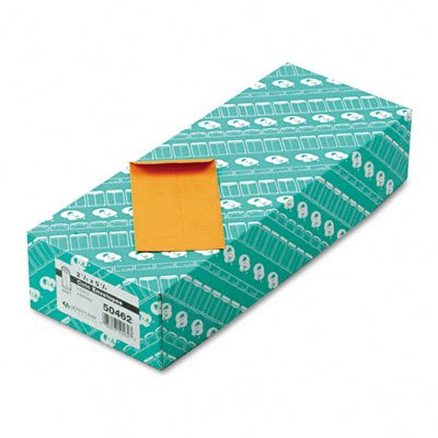 Quality Park 50462 Kraft Coin & Small Parts Envelope, QUA50462 by Quality Park