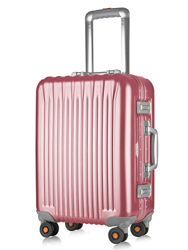 All Aluminum Carry On Luggage, Hardshell Grade 5 Aluminum-Magnesium for sale  Delivered anywhere in Canada