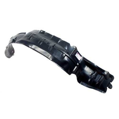 CarPartsDepot, Right (Passenger Side) Front Fender Liner Splash Shield New Replacement, 378-36308-12 NI1249104 638429Z400