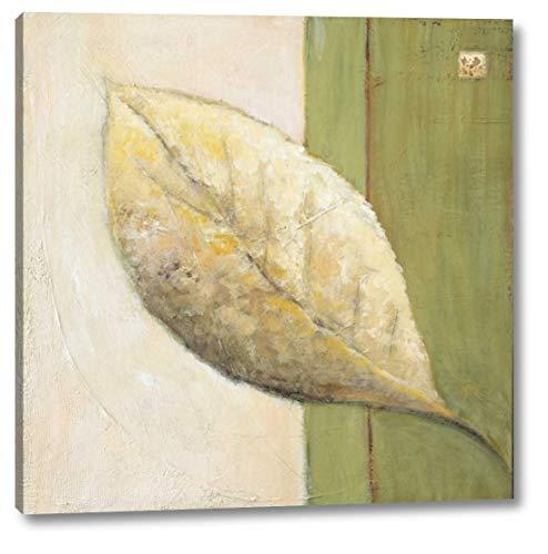 (Leaf Impression - Olive by Ursula Salemink-Roos - 19
